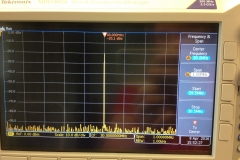 Reference output is bang on 30MHz at -20dbm